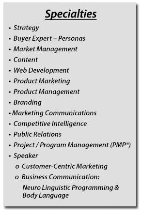 Mind the Ps Marketing Specialties