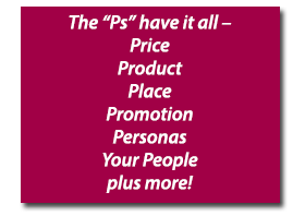 The Marketing Ps